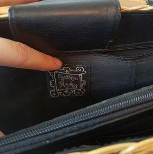 Cynthia Rowley Bags - Cynthia Rowley Wicker Straw Handbag